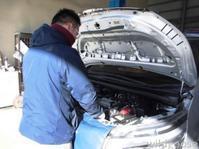 ZRR80ヴォクシー納車整備中(^-^) - ★豊田市の車屋さん★ワイルドグース日記