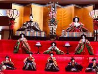 【 朝野家ラウンジのひな人形は旧暦で・・・】 - 朝野家スタッフのblog