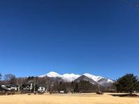 八ケ岳ブルー♪ - 風路のこぶちさわ日記