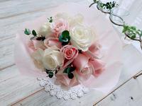 薔薇の花束 と 今週の多肉* - Natural style*