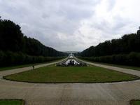 カゼルタ宮殿内の英国式庭園 (Reggia di Caserta) - エミリアからの便り