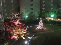 ザ・プリンス京都・宝ヶ池@ライトアップと朝ごはん - a&kashの時間。