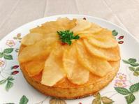 【雑穀料理】酸味と甘みがベストマッチ!アップルチーズケーキの作り方・レシピ【大豆】 - Tempota Cuisine