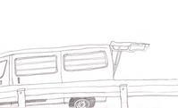 通りの車イラスト - yukaiの暮らしを愉しむヒント