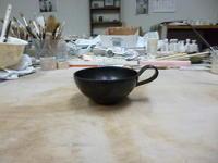 スープカップ考 - サンカクバシ 土と私の日記