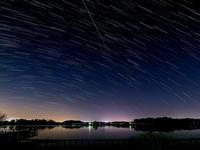 国際宇宙ステーションISSを見ましたか? 2021.2.21日の出前5時!関東上空を秒速7.6kmで♪ - 『私のデジタル写真眼』