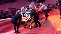 WWEがビッグ・Eの怪我の容体を明らかにする - WWE Live Headlines