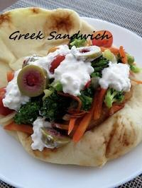 グリーク(ギリシャ)の一皿Tzatzikiソース - NYからこんにちは