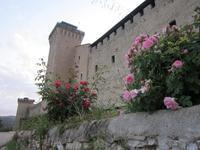イタリアは古代・中世から多民族、ランゴバルド人 モンテ・サンタンジェロとスポレート - イタリア写真草子 Fotoblog da Perugia