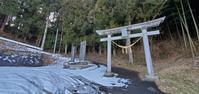 八幡神社@福島県田村市 - 963-7837