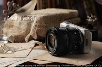 ふたたび昔のsonyと最新のシグマ。SIGMA 35mm F2 DG DN + sony NEX-3実写 - さいとうおりのお気に入りはカメラで。