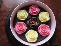 薔薇の贈り物・誕生日の花 - 活花生活(2)