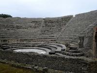 オデオン小劇場と大劇場 (Odeion Teatro Piccolo e Teatro Grande) - エミリアからの便り