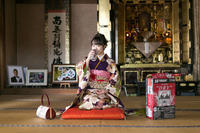 二十歳の嗜み - YUKIPHOTO/写真侍がきる!