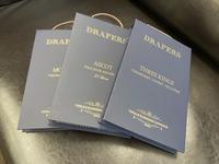 DRAPERS2021SS - Milestoneのブログ