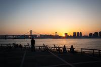 散歩 豊洲ぐるりパークまで - tats@Blog