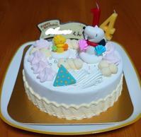 【体調記録】2021/2/22(月)14歳が選ぶ誕生日ケーキ - 太陽に嫌われた母ちゃんの色々