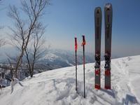 好天気(?)の石徹白・蝉ケ岳〜水後山 - 山にでかける日