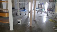 コンクリ床へのポリッシャー - オイラの日記 / 富山の掃除屋さんブログ