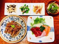 ある日の夕ご飯 - かぐやの! TMO吉原 勝手に応援団!!。。。