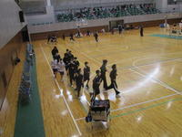 20210221_JBtカップ - 日出ミニバスケットボール