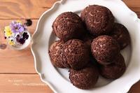 チョコレートのお菓子 - Bon appetit!