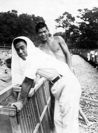 レジェンドの義父と・・・ - hibariの巣