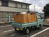愛媛県新居浜市にて不用品の回収。 - テリトリーは高松市です。