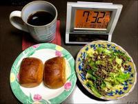 210223鶏肉とホウレン草卵とじ - やさぐれ日記