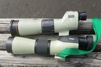 NikonフィールドスコープED60 Ⅰ型 - 大いなる旅路