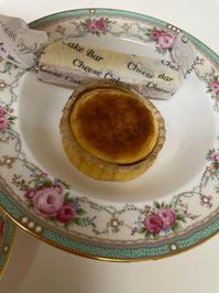 チーズケーキとシーフードペペロンチーノ - 毎日徒然良い加減