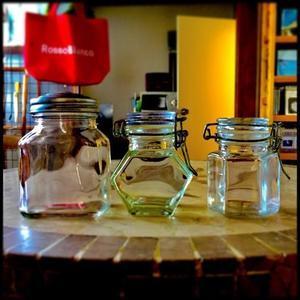 2月24日(水)空っぽで透明なガラス瓶 - 毎日jogjob日誌 by東良美季
