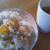 ホタテの炊き込みご飯が食べたくなりまして - Hanakenhana's Blog