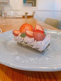 デザートメニュー - Cafe Myrtille