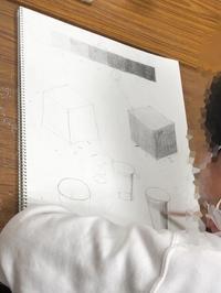 4月から中学生になるけど、美術が苦手な子を募集しています。 - 大﨑造形絵画教室のブログ