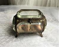 クリスタル宝石箱2 - スペイン・バルセロナ・アンティーク gyu's shop