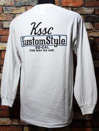 kustomstyle ロングスリーブTシャツ・Tシャツ入荷 - ZAP[ストリートファッションのセレクトショップ]のBlog
