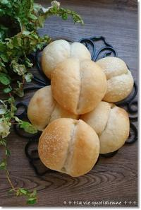 ちぎりパンより白パン!お尻パンの方が美味しいよ!!と姫の2歳4ヶ月 言葉の記録 - 素敵な日々ログ+ la vie quotidienne +