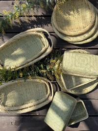 『すず竹シリーズ再入荷しました』&『ブラインド掃除』 - CROSSE 便り