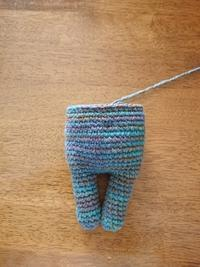冬の色の編みぐるみ - mattarieの種。