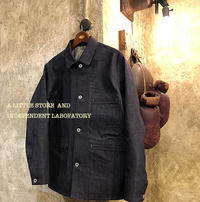 L BRAND カバーオール入荷! - A LITTLE STORE And INDEPENDENT LABOFATORY