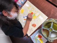 稲沢教室、木曜日、児童コースを紹介します。 - 大﨑造形絵画教室のブログ