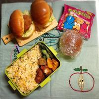 2/26(金)のお弁当 - 仕事・子育て・家事のテンコ盛り生活