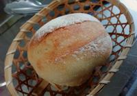 自家製酵母のパン2度目 - ないものを あるもので