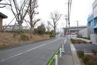 石神井小学校横断歩道橋跡 - Fire and forget