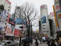 2月26日㈮の109前交差点 - でじたる渋谷NEWS