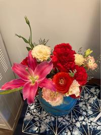今朝のお花たち - 桃的美しき日々 [在中国無錫]