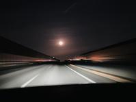 満月 - 蒼穹、 そぞろ歩き2
