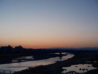 かくて多摩川は暮れゆく - :Daily CommA: