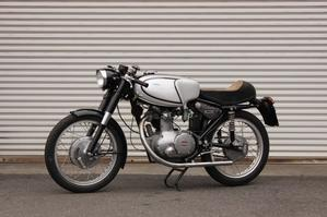 Parilla 250 Special 入荷 - Bat Motorcycles Italian